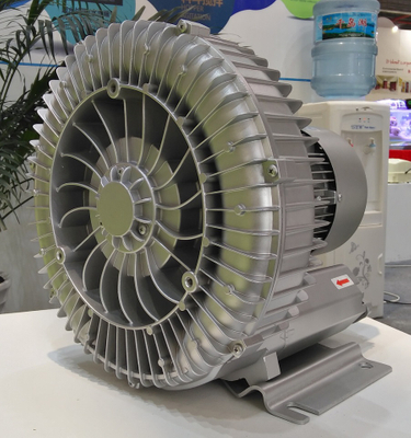 Single Stage Big Airflow Three Phase Ring Blower for Industrial