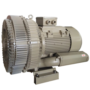 Three Phase Low Noise Side Channel Blower for Finishing Machine