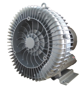 oil free side channel blower for adsorption dryer