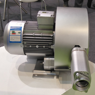 2 Stage Professional Hree Phase Ring Blower for Textle