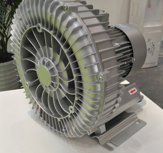 7.5KW High Pressure Side Channel Blower for Environmental Protection Industry